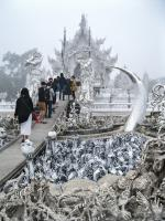 Thailand | , White Temple near Chiang Rai